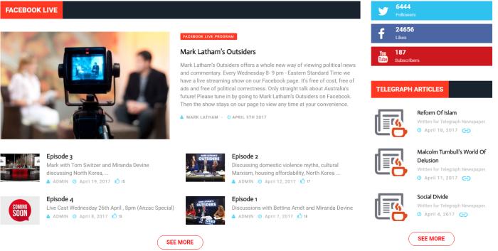 lathams website